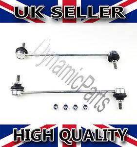 Ford-Focus-Mk2-Mk3-C-Max-Delantero-Izquierdo-amp-Derecho-Estabilizador-anti-roll-Bar-Enlaces-2x