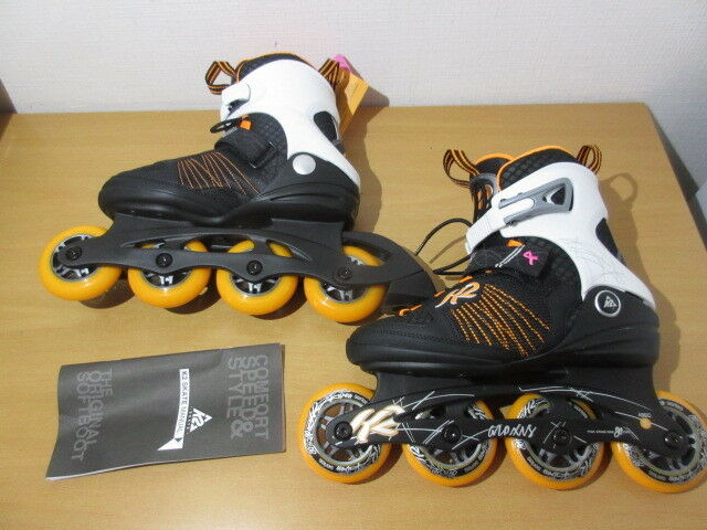 K2 Damen Inline Skate Alexis 80 mehrfarbig Größe 36,5/6.5 30A0104.1.1.065-