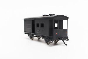 HO-BRASS-Japanese-National-Railway-JNR-Caboose-Crew-Car-Tenshodo-Kawai-Kumata