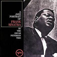Oscar Peterson Trio A jazz portrait of Frank Sinatra (May 18th, 1959; 12 .. [CD]