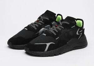 adidas nite jogger negro
