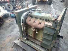 Detroit Diesel 4 71 Engine Low Hrs Video 471 Gm Gradall Loader Forklift