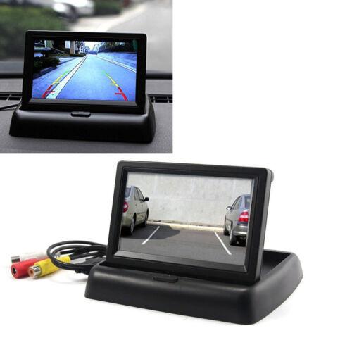 "10,7 cm monitor TFT 4,2/"" salpicadero rückfahrsystem para coche camara de vision trasera"
