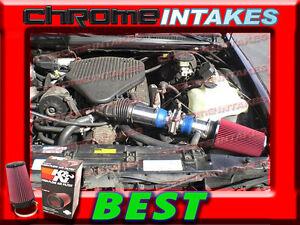 NEW 94 95 96 CHEVY CAPRICE//IMPALA//ROADMASTER V8 AIR INTAKE+K/&N