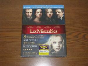Les-Miserables-Blu-ray-DVD-2013-2-Disc-Set-Digital-Copy-with-Slip-Cover