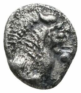 Koc-Greek-Coins-THRACO-MACEDONIAN-REGION-Uncertain-5th-century-BC-6mm-0-38g