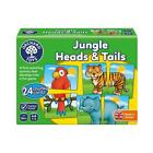 Orchard Toys Jungle Heads & Tails Game 058