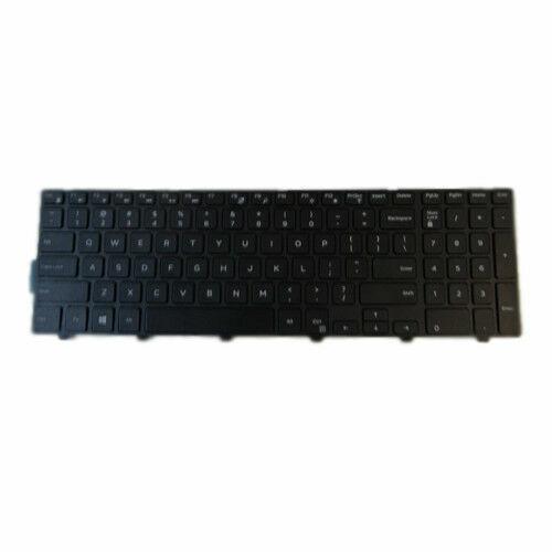New Genuine Dell Inspiron 15 3541 3542 3543 17 5748 Laptop Keyboard Black KPP2C