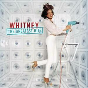WHITNEY-HOUSTON-2-CD-THE-GREATEST-HITS-BEST-OF-80-039-s-90-039-s-R-amp-B-NEW