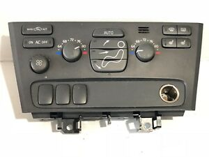 2001-2009 Volvo S60 A//C Heater Climate Control Unit P 9452369 OEM Warranty!