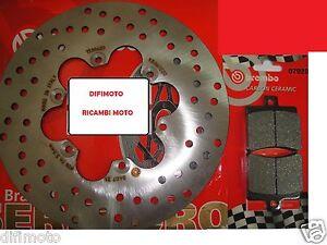 KIT-DISCO-BREMBO-PASTIGLIE-POSTERIORI-MALAGUTI-250-MADISON-2001-2002-2003-735