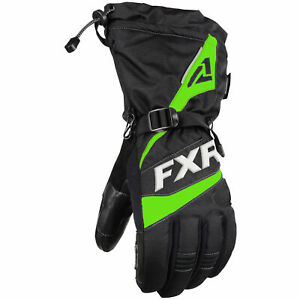 FXR-Fuel-Snowmobile-Glove-Black-Lime