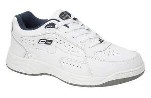 Orleans rivestimento Wide T187 scarpe Lace da ginnastica ultra con Up Fuller Dek Fittifng imbottite bianco fqTwxZdd
