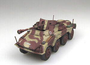 Panzerstahl 1/72 Sd.Kfz. 234/4 Pakwagen Western Front 1945 88018