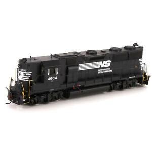 Athearrn-ATHG64647-Norfolk-Southern-GP49-w-DCC-amp-Sound-4604-Locomotive-HO-Scale
