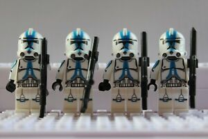 Star-Wars-501st-Legion-Special-Storm-Clone-Troopers-Mini-Figures-use-with-lego