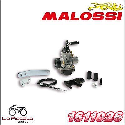1611026 Carburatore Completo Malossi Phvb 22 Ds Motron Syncro 50