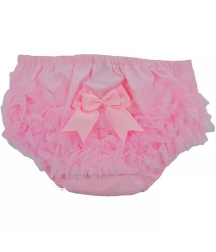 BABY FRILLY  COTTON NAPPY COVER PANTS