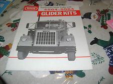 Rare 1967 WHITE Trucks Models 4564-9564 Glider Kits Brochure