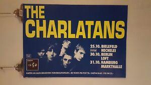 The-Charlatans-tour-Original-Concert-poster