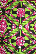 African Diamond Print Fabric BY 1/2 YARD Ankara style kitenge fancy wax p1091