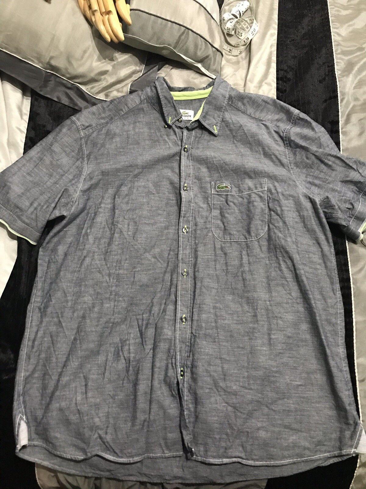 Men's Lacoste Sport Shirt Size 44
