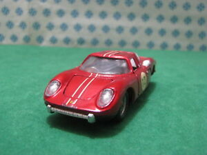 Vintage-FERRARI-250-Le-Mans-PininFarina-1-43-Politoys-525