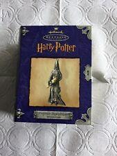 Hallmark Harry Potter Professor Dumbledore 2000 Keepsake Ornament