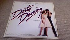 DIRTY DANCING OST A1 1st UK LP 1987 PATRICK SWAYZE BILL MEDLEY & JENNIFER WARNES