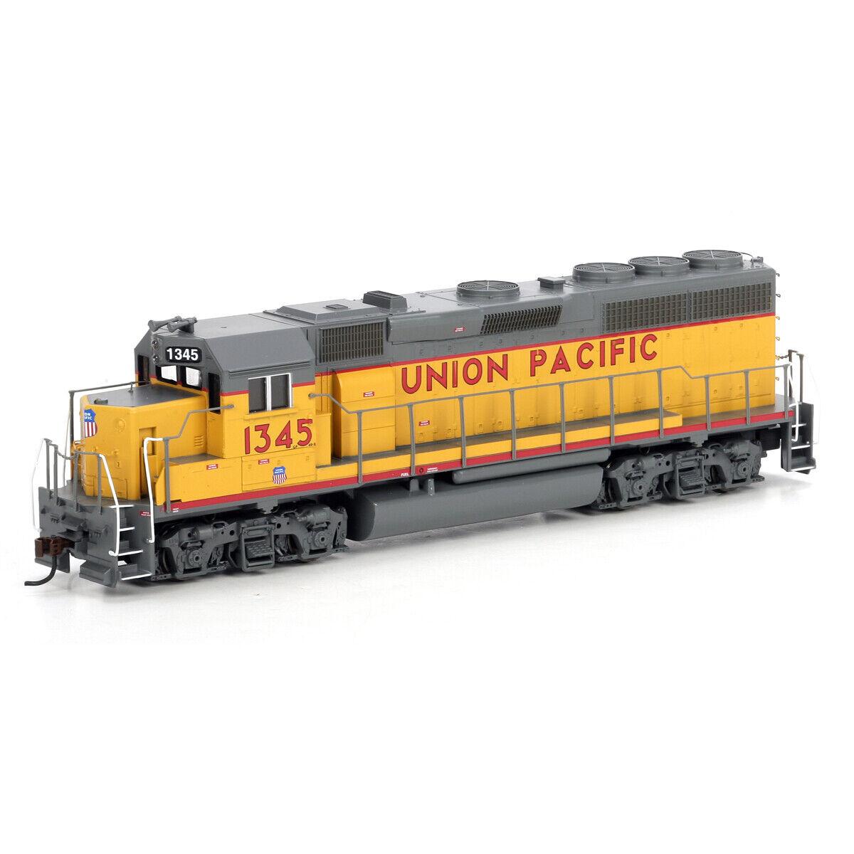 Athearn G65671 Union Pacific GP40-2 HO DC, Dcc Listo Road