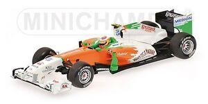 Force India F1 Modèle P. Di Resta 2011 au 1/43 Minichamps