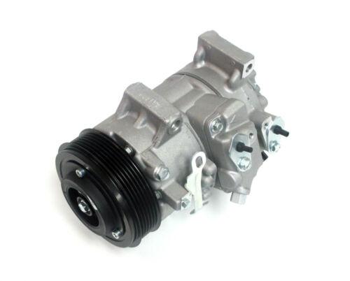New A//C Compressor Toyota Corolla 09-10,Matrix 09-10,Scion xD 08-14 1.8 6SEU14C