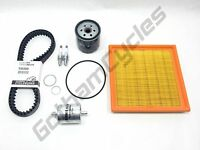 Ducati St2 Full Service Kit Timing Belts, Spark Plugs, Air/fuel/oil Filters