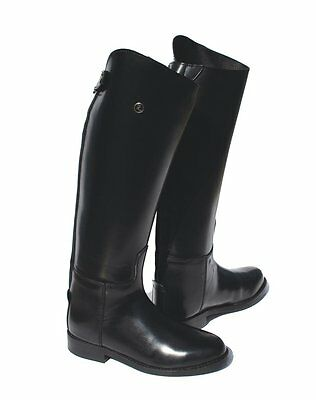 83db999a3e0 Rhinegold Olympic Long Riding Boots Black In Colour | eBay