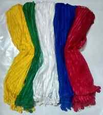 Combo of 5 pcs Lining Net Dupatta for leggings & Kurti/Kurta