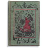 Vintage Book Kindle Case - Alice In Wonderland - Kindle 4