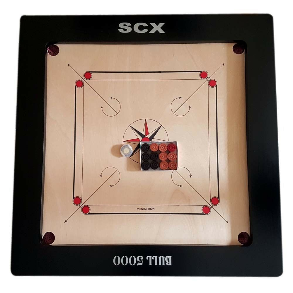 TOURNAMENT TOURNAMENT TOURNAMENT CARROM BOARD WITH FREE COINS+STRIKER  B'DAY GIFT FOR BredHER  b0c380