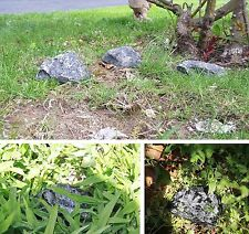 Hide A Key Realistic Rock Safe Diversion Outdoor Holder Hider Real Stone Look