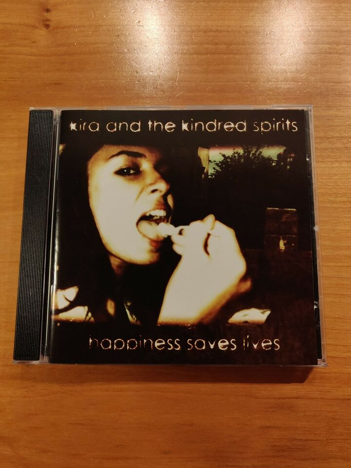 Kira and the Kindred Spirits: Happiness Saves Lives, rock
