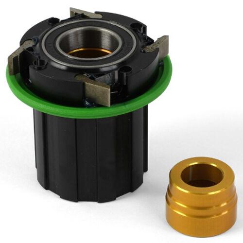 Hope Pro 4 Buje Trasero MTB Negro Buje cuerpo con adaptador de 12mm para la esperanza Cassette