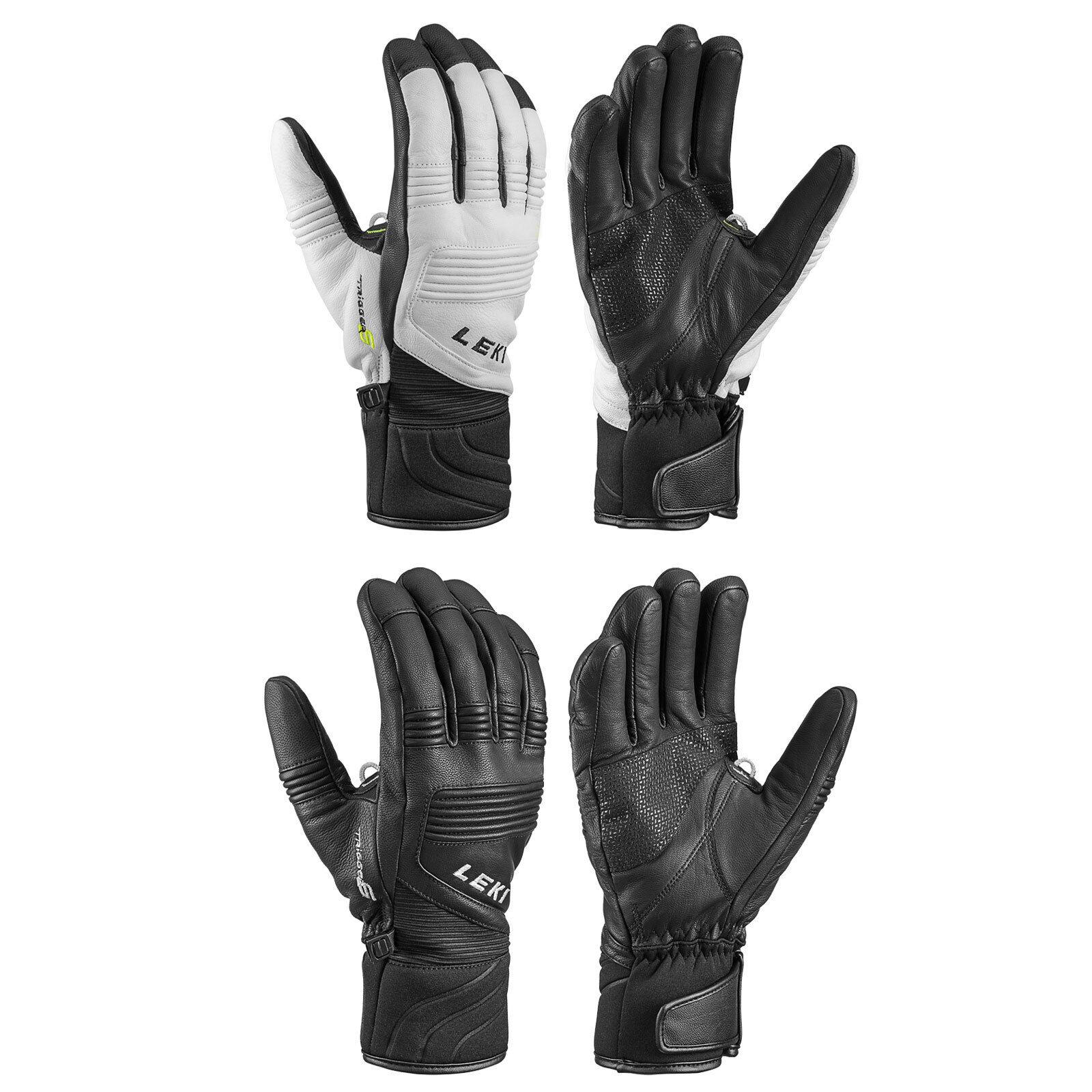 Leki Platinum S Herren-Skihandschuhe Handschuhe Wintersport NEU