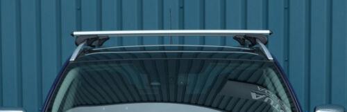 Cross Bars For Roof Rails To Fit Citroen C5 100KG Lockable 2008-16