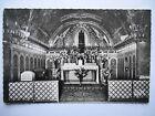 """CPA """"Chartres - La cathédrale Notre Dame sous terre - La chapelle"""""""