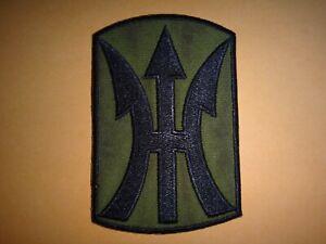 Guerra-Vietnam-Destenido-Parche-Eeuu-Ejercito-11th-Luz-Infanteria-Brigada-Lib