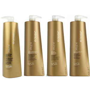 Image Is Loading Joico K Pak 4 Step Hair Treatment System