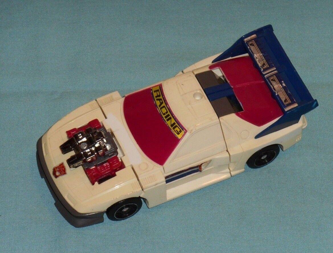 Original G1 Transformers GETAWAY WITH POWERMASTER REV