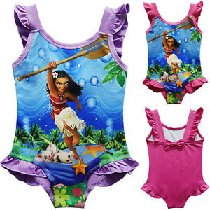 Princesas Moana Disney Bañador Niña Para rChtsdQ
