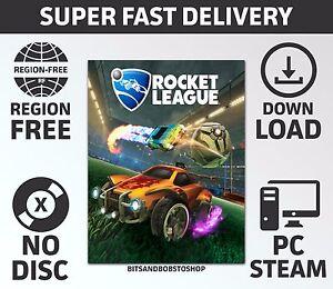 Best rocket league options for weak pc
