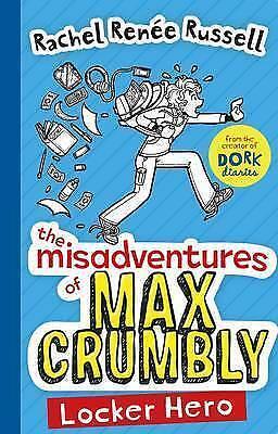 Russell, Rachel Renee, The Misadventures of Max Crumbly 1: Locker Hero, Paperbac
