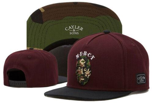 Hot Hip Hop Men/'s CAYLER Sons Hat adjustable Baseball Snapback Street Cap Hat 1#